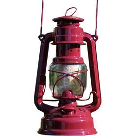 Feuerhand 276 Hurricane Lantern, red